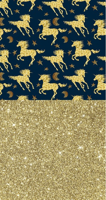 DB Gold unicorns