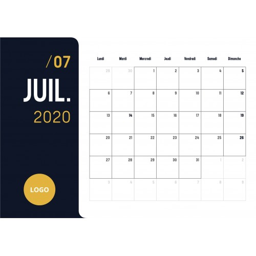 Calendriers Business